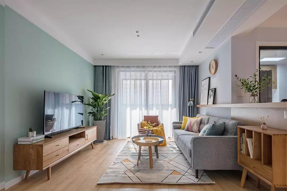 客厅装修 > 客厅装修流程和10平米客厅装修技巧     装饰设计10平方米