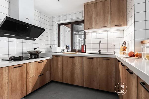 厨房装修改造