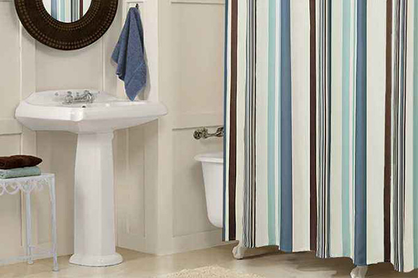 浴室浴帘设计