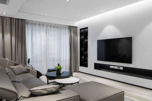 客厅白墙怎么装饰