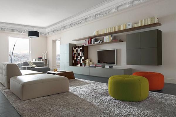 装修客厅颜色搭配