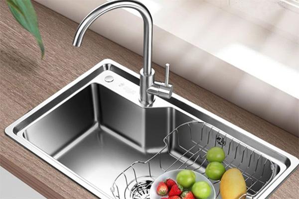 厨房不锈钢水槽排名