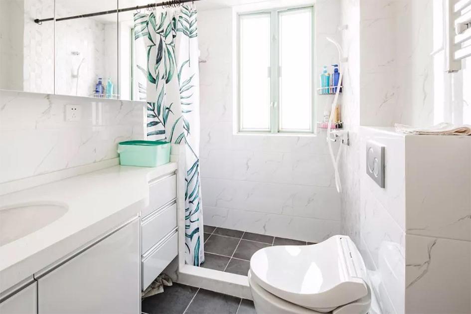 卫浴浴帘怎么安装
