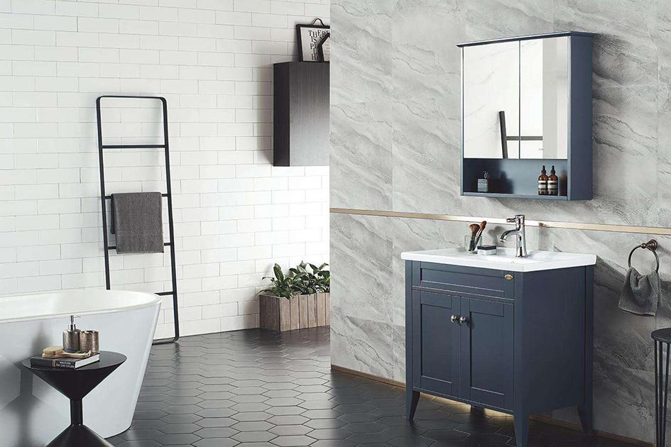 浴室装修风格