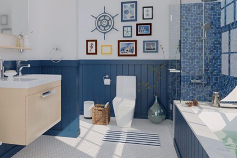 小浴室装修设计