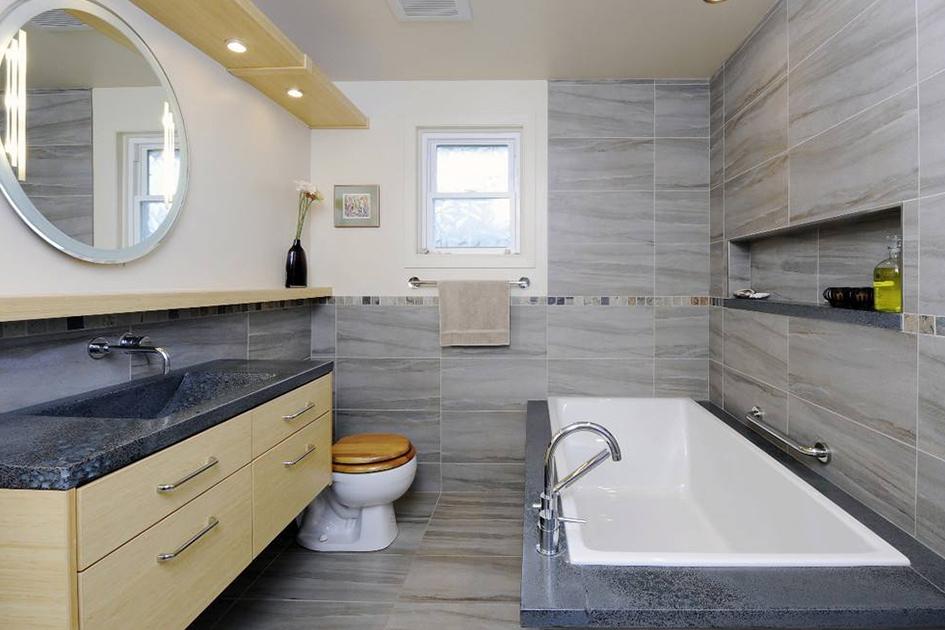 浴室装修设计风格