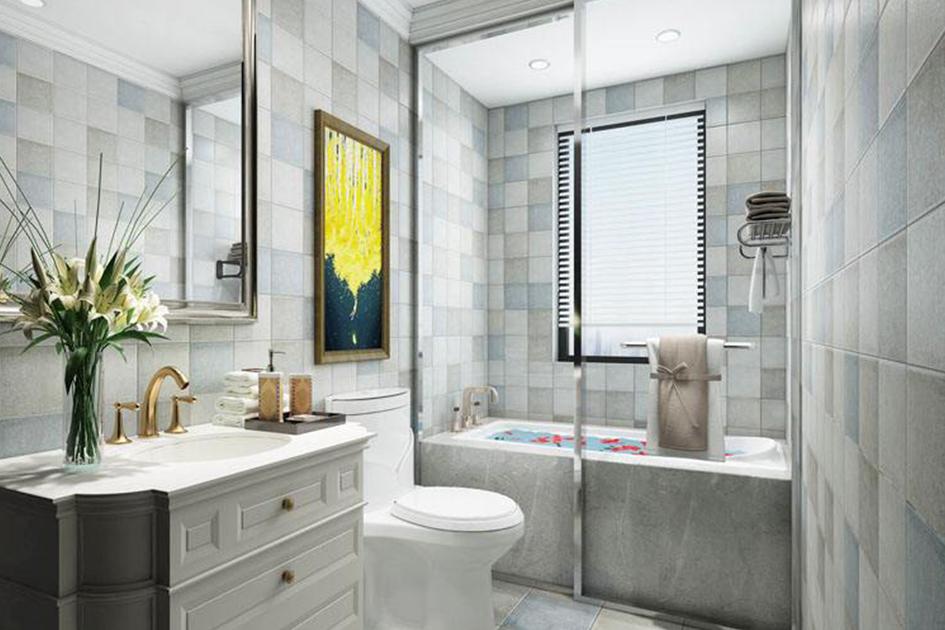 别墅装修浴室