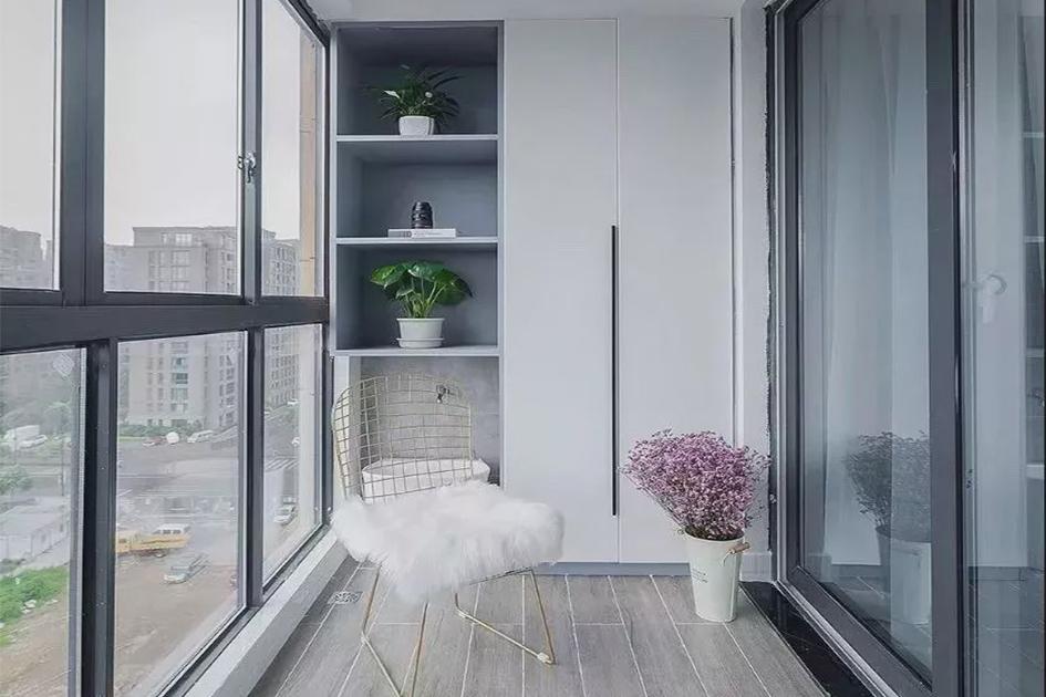 小阳台装修