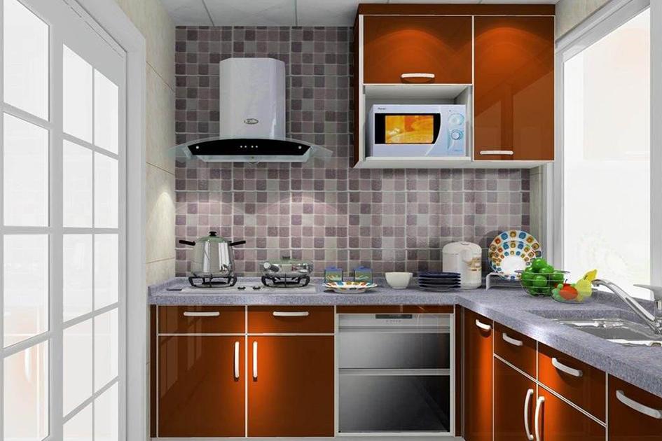 6平米厨房装修