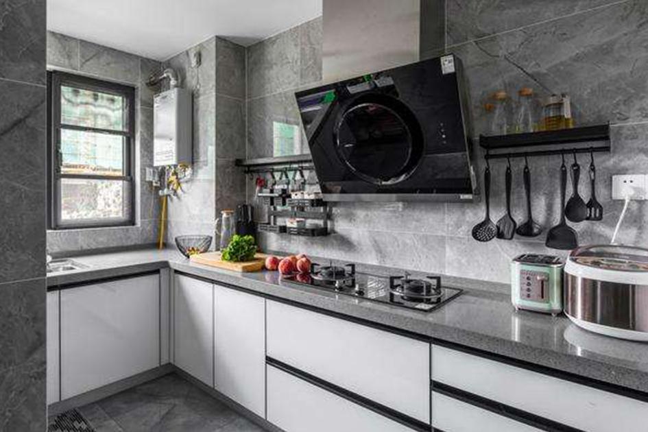 厨房用什么颜色瓷砖好