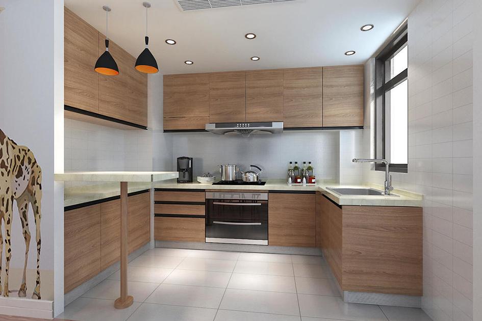 厨房地砖什么颜色好