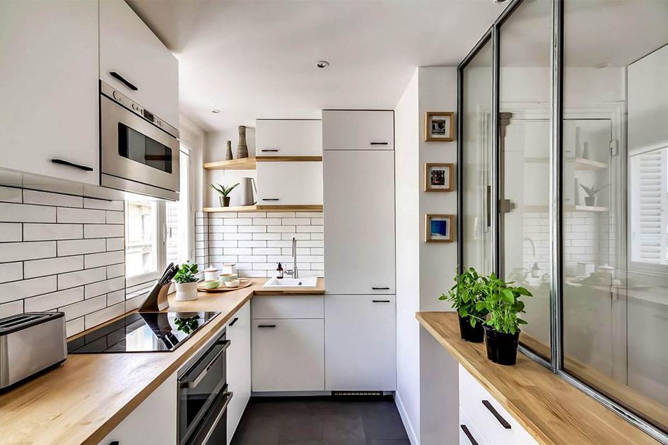 北欧风格厨房