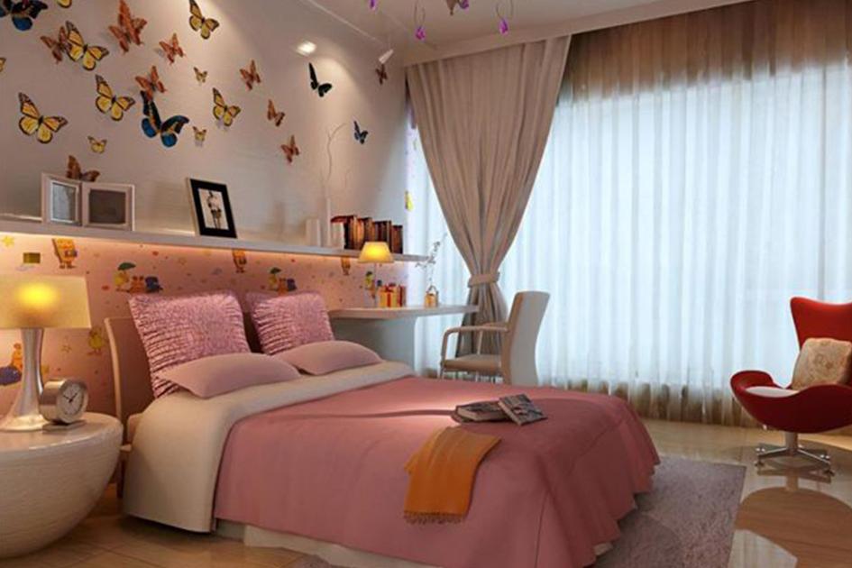 女生卧室装修