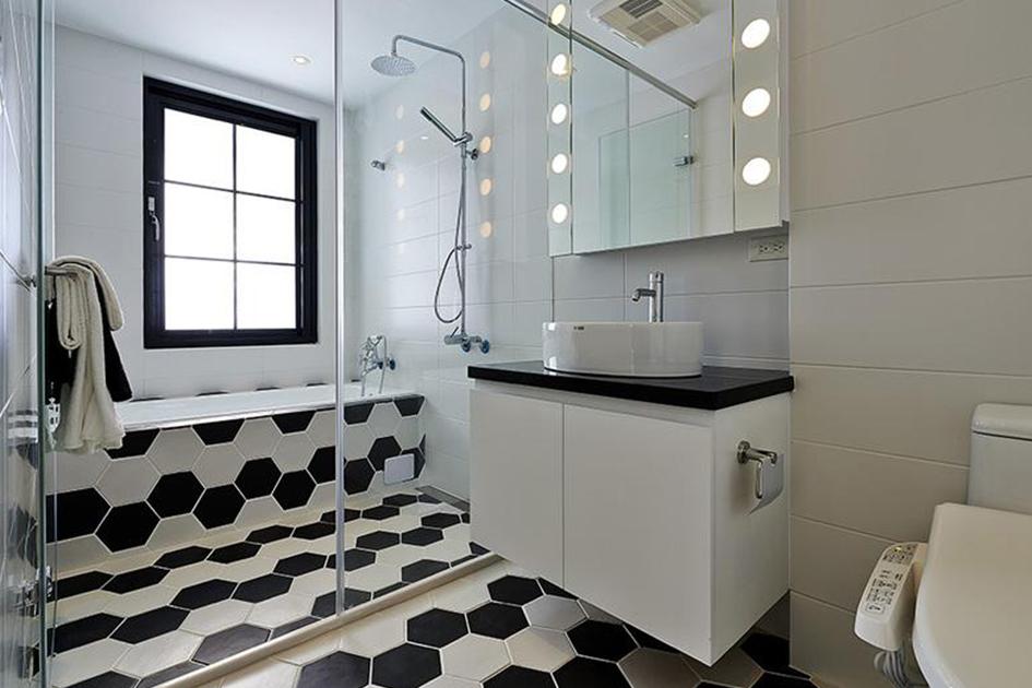 浴室隔断设计