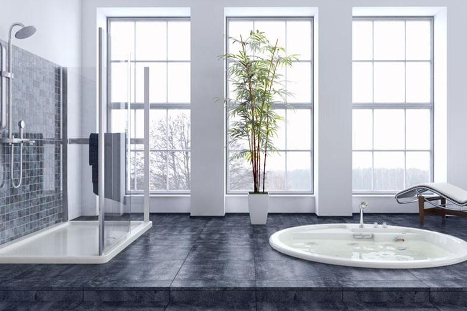 浴室隔断用什么材料