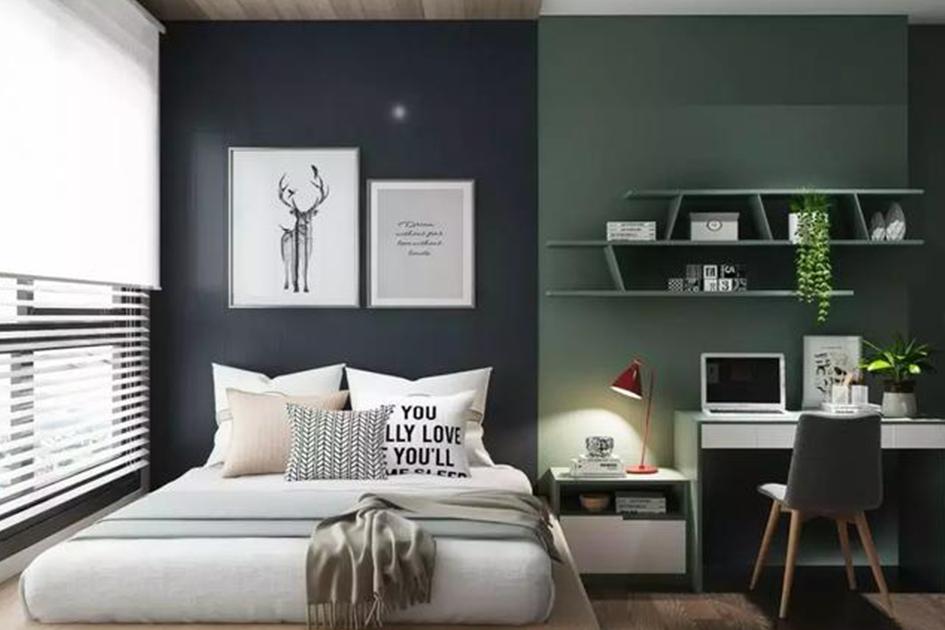 10平米卧室设计
