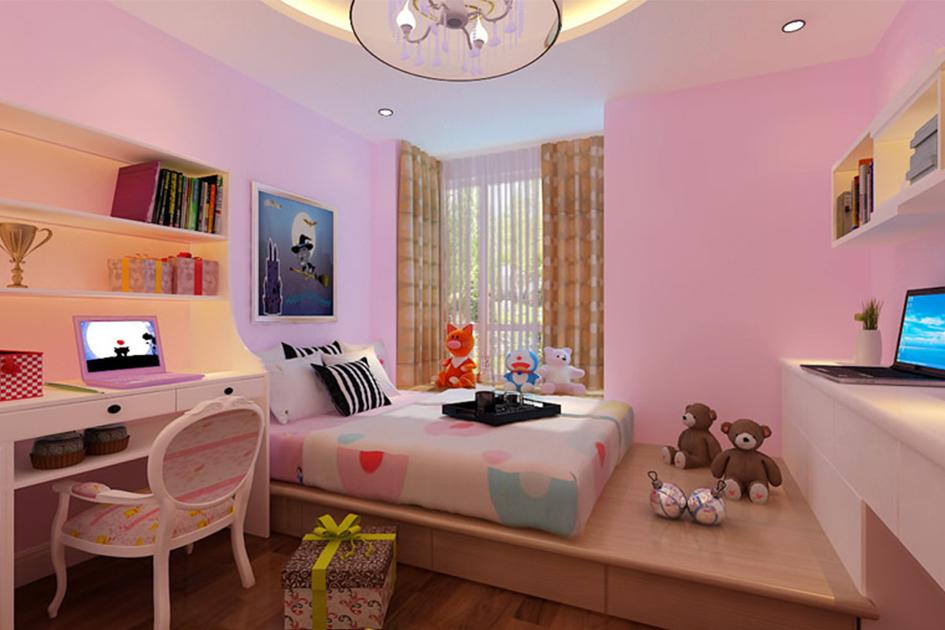女生卧室的装修风格