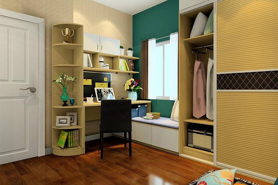小户型卧室设计
