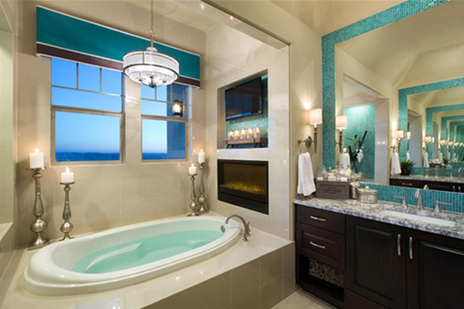 浴室装修小技巧