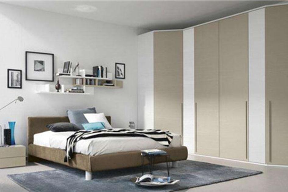 卧室衣柜颜色选择