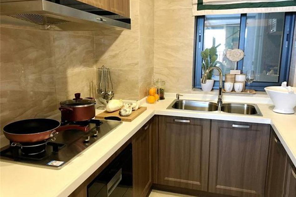 10平米厨房装修效果图
