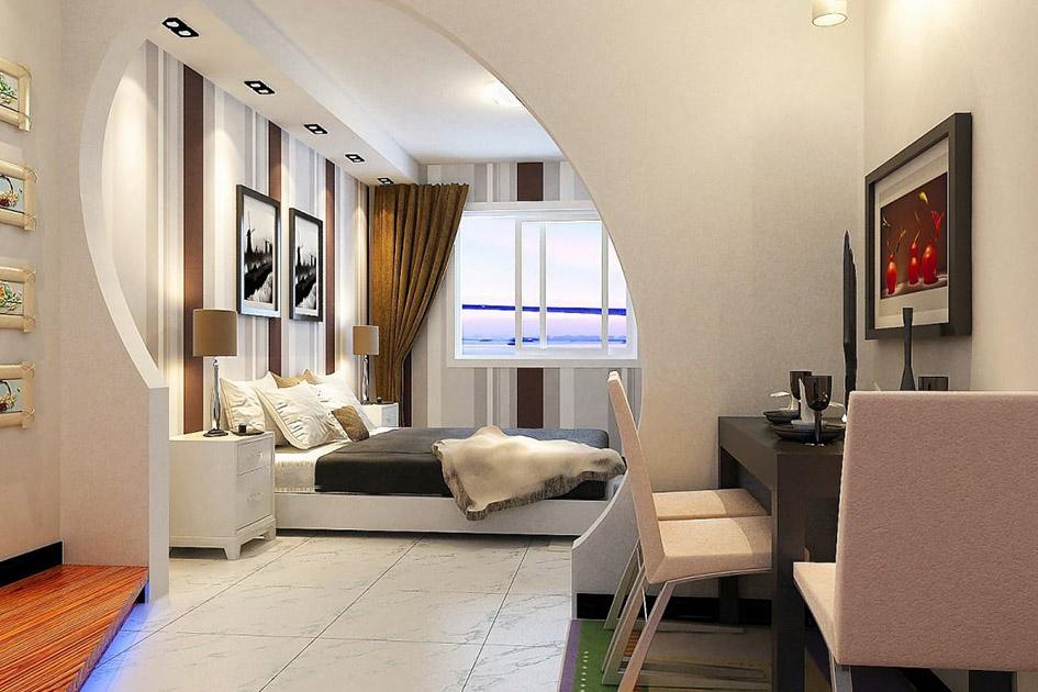 三室一厅装修风格