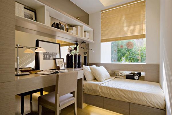 8平米小卧室布置