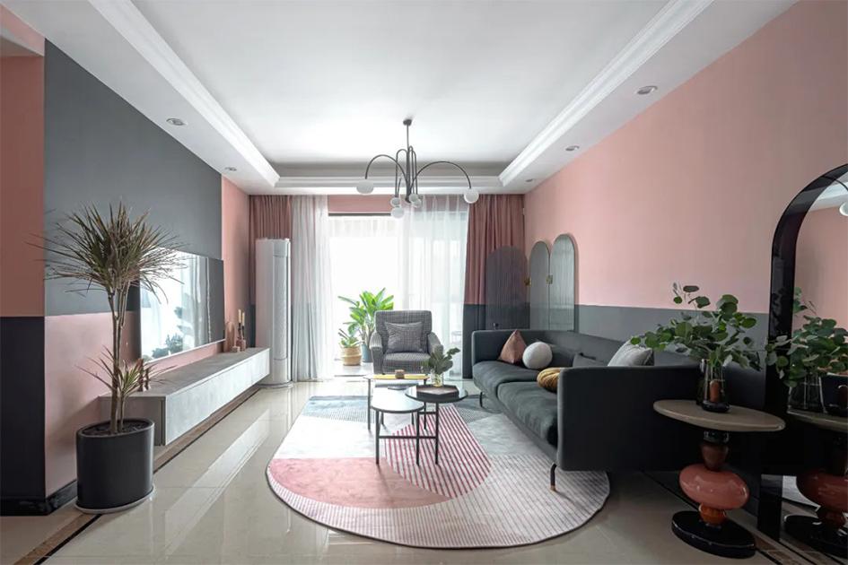 现代风格客厅装修