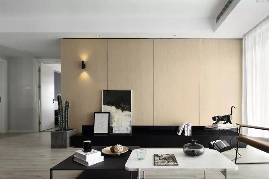 客厅电视墙装修设计