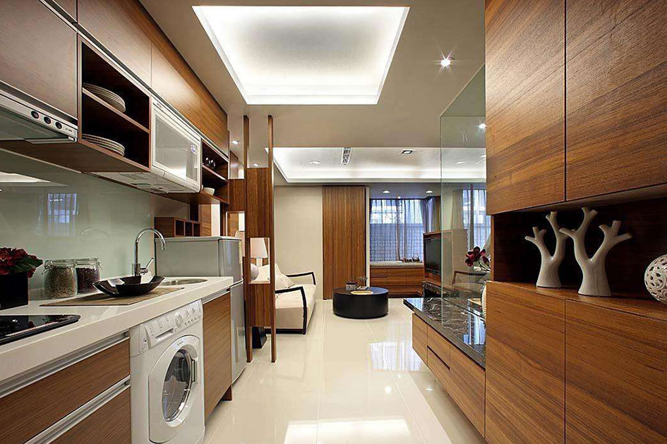 小厨房装修设计