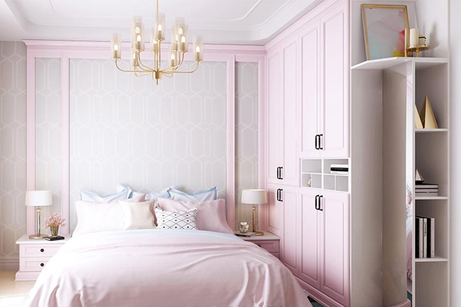 女生卧室装修设计