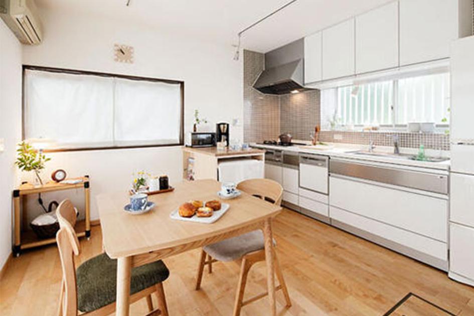 厨房翻新装修设计