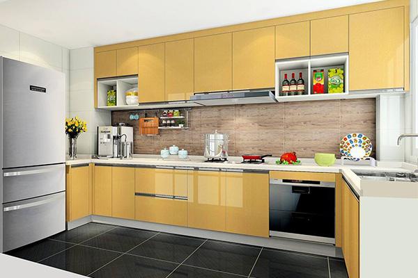 厨房墙面装修设计