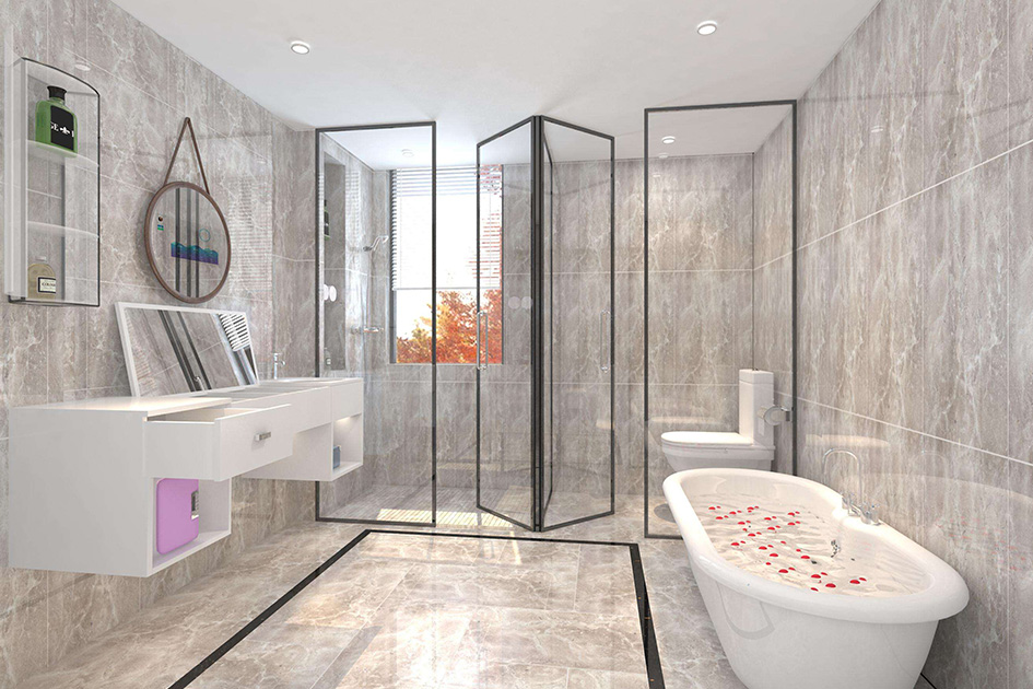 浴室装修设计