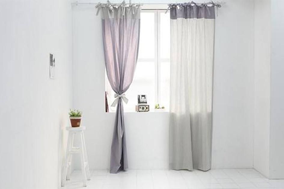 窗帘装修效果图