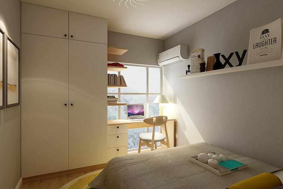 小户型卧室怎么装修才好