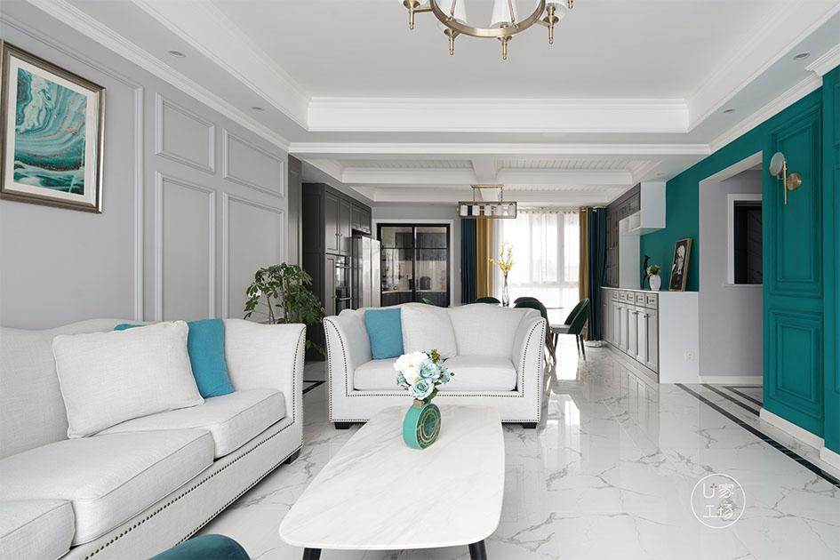 客厅瓷砖的选择