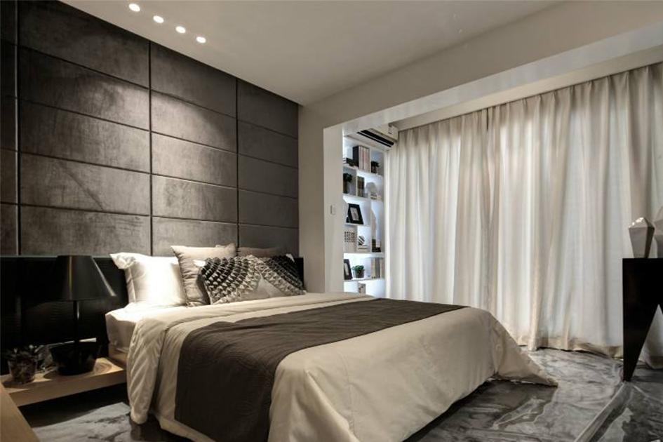 卧室窗帘的选择