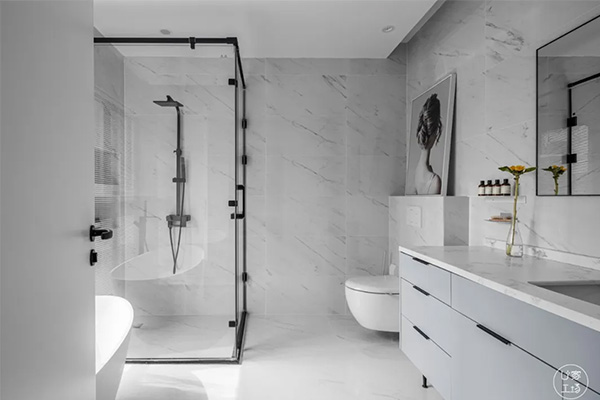 浴室装修效果图
