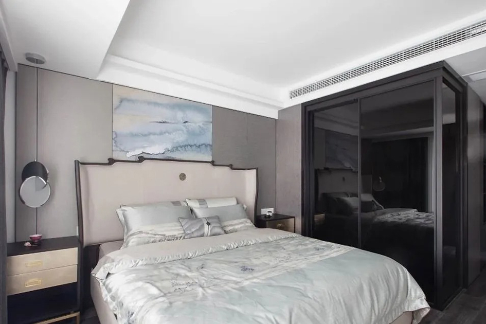 老房卧室改造