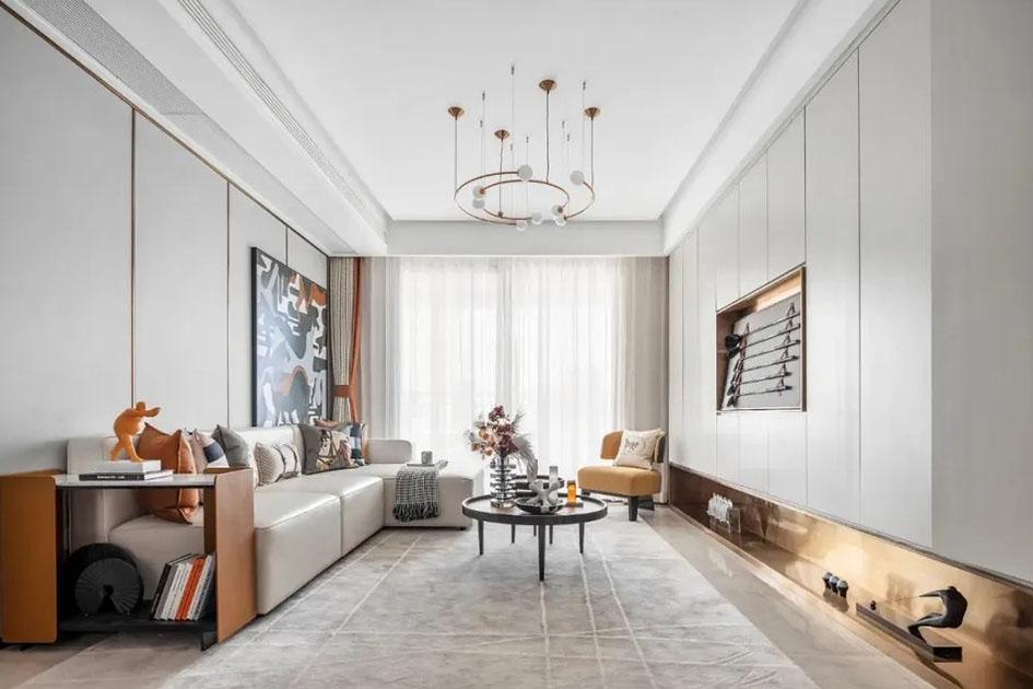 客厅软装怎么设计