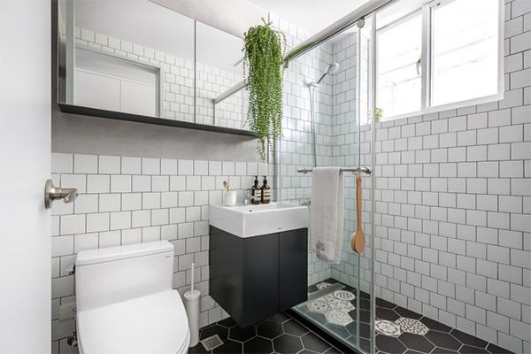 卫生间装修风格推荐