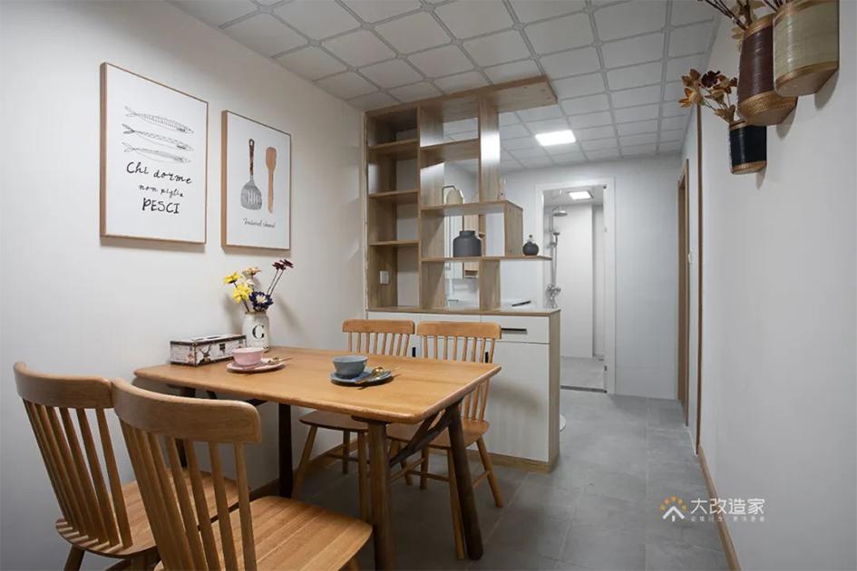 厨房改造效果图