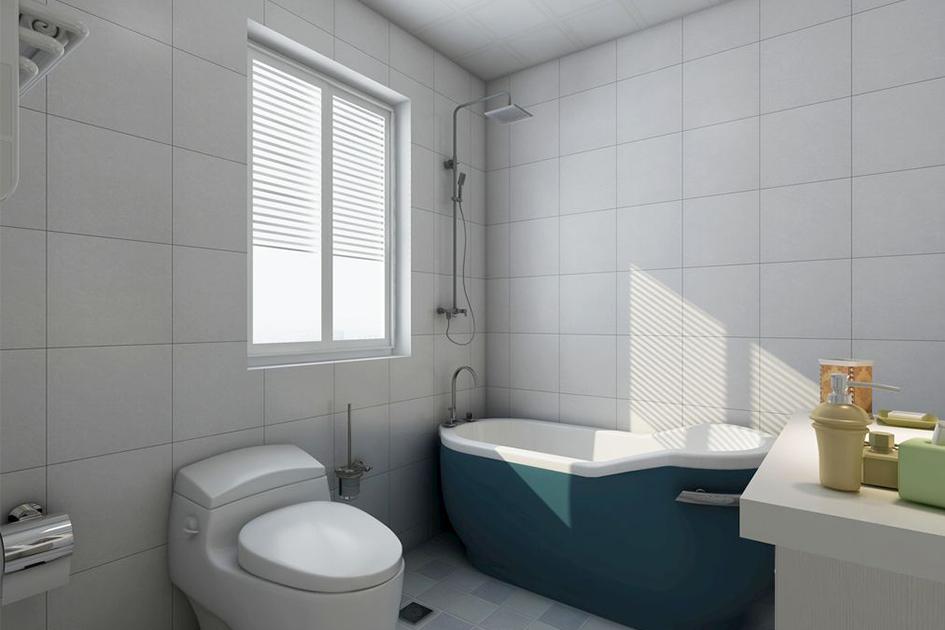 卫生间防水效果图