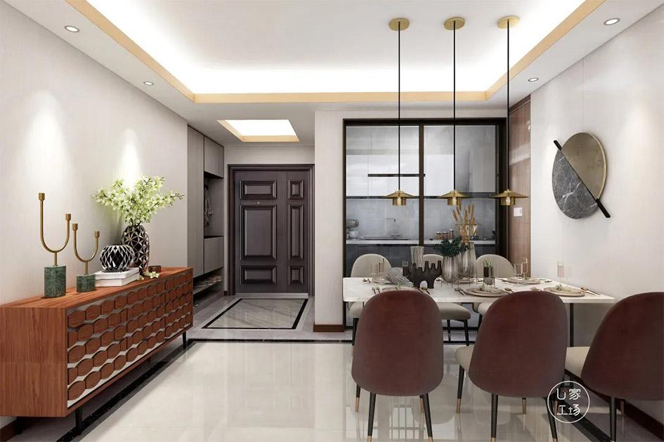 客厅瓷砖设计