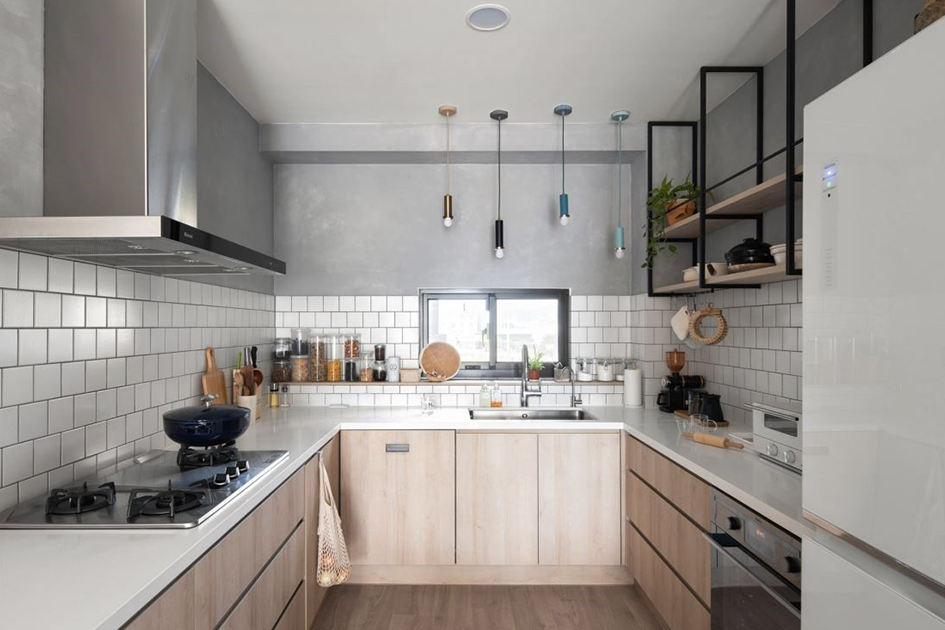 厨房装修误区