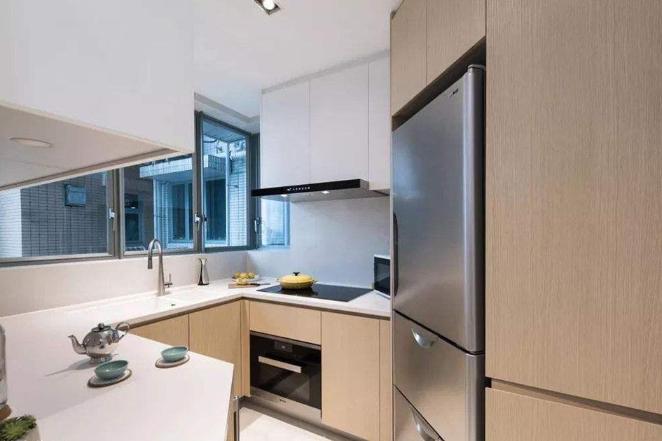 厨房装修风格