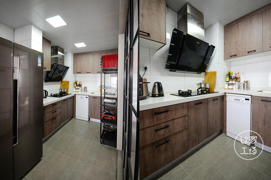 厨房怎么验收