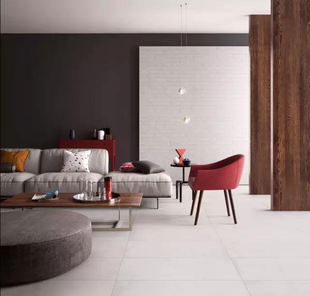 客厅瓷砖效果图