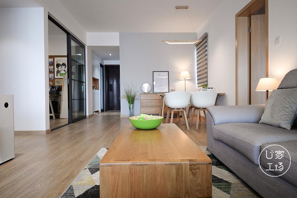 客厅地板砖
